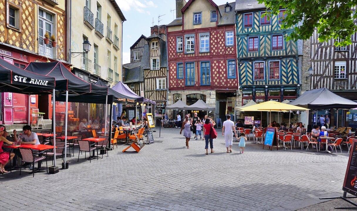Investissement à Rennes